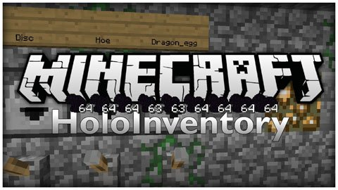 HoloInventory [1.12.2] [1.11.2] [1.10.2] [1.7.10]