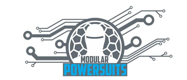 Modular Powersuits (модульная силовая броня) [1.10.2] [1.8.9] [1.7.10]