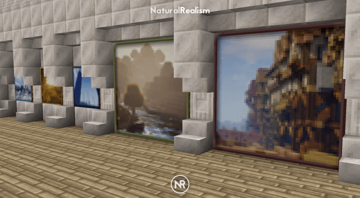Natural Realism [1.13.2] [1.12.2] [1.11.2] (16x)