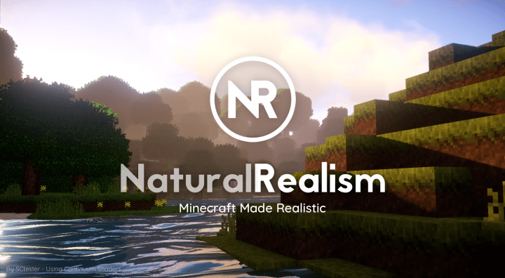 Natural Realism [1.12.2] [1.11.2] [1.10.2] (16x)