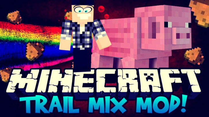 Trail Mix [1.12.2] [1.10.2] [1.8] [1.7.10]