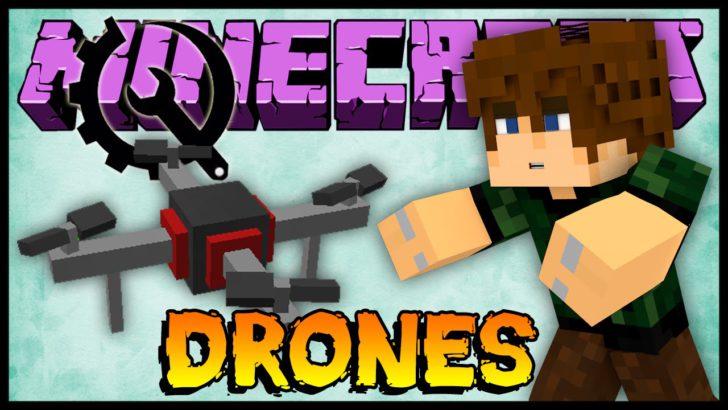 Drones [1.12.2] [1.11.2] [1.10.2]