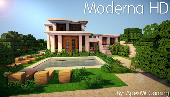 Moderna HD [1.11.2] [1.10.2] (32x)