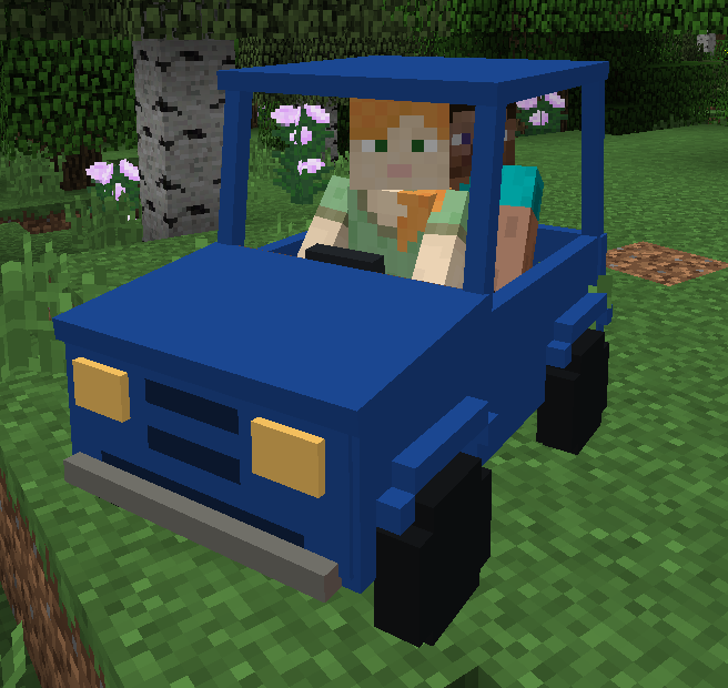 Personal Cars [1.12.2] [1.11.2] [1.10.2]