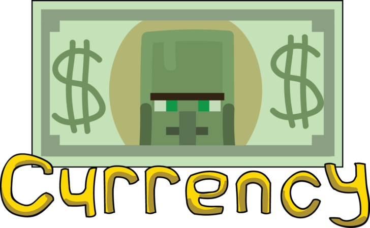 Good Ol' Currency - деньги и Банкоматы [1.12.2] [1.11.2] [1.10.2]