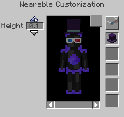 Wearables [1.12.2] [1.11.2] [1.10.2] (футуристичная одежда)