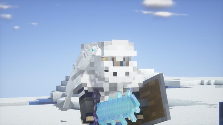 Ice and Fire - огненные и ледяные драконы [1.12.2] [1.11.2] [1.10.2]