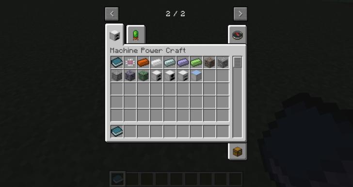 Machine Power Craft [1.11.2] [1.10.2] [1.9.4] [1.9] (генераторы и механизмы)