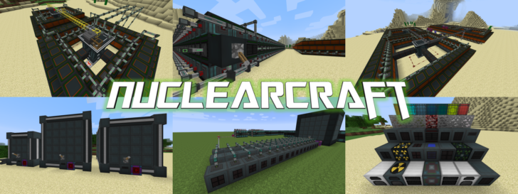 NuclearCraft [1.11.2] [1.10.2] [1.7.10]