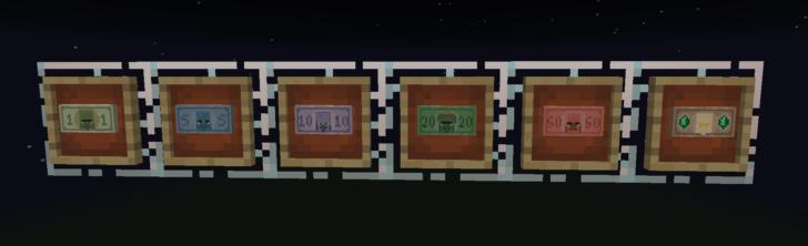 Good Ol' Currency [1.12.2] [1.11.2] [1.10.2]