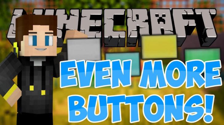 Even More Buttons [1.7.10] (еще больше кнопок)