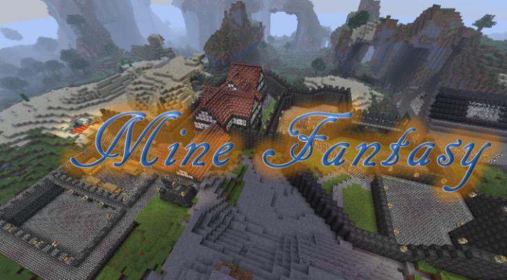 MineFantasy 2 [1.7.10] (Средневековая война)