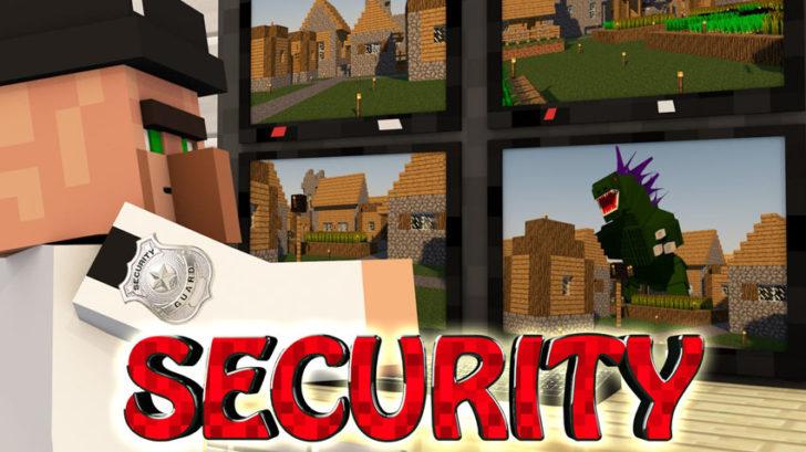 OpenSecurity (RFID-карты, детекторы объектов) [1.10.2] [1.7.10]