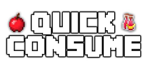 Quick Consume [1.11.2] [1.10.2]