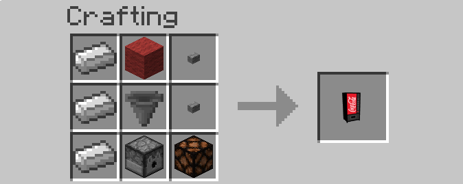 Wizard's Vending Machine [1.10.2]
