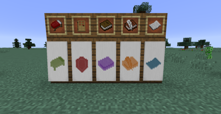 Additional Banners [1.11.2] [1.10.2] [1.9.4] [1.8.9]
