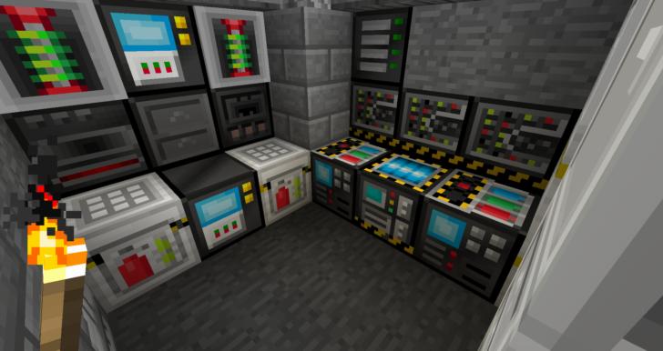 Futurepack - космический корабль [1.12.2] [1.11.2] [1.10.2] [1.7.10]