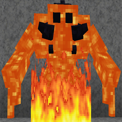 Magma Monsters [1.10.2] (магмовые монстры)