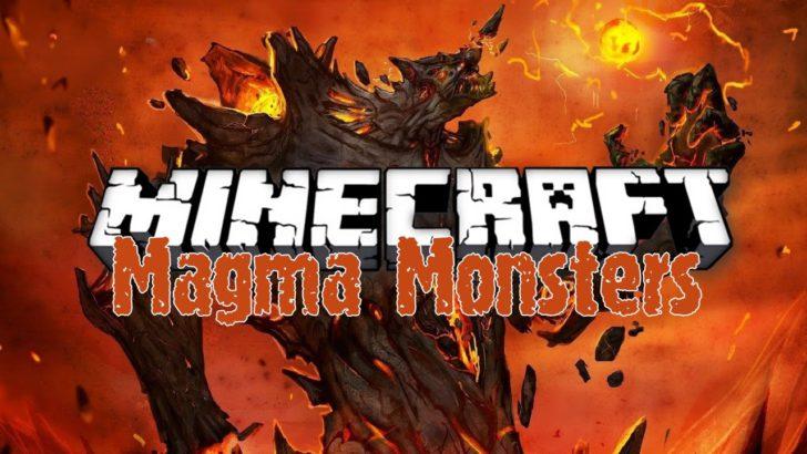 Magma Monsters [1.12.2] [1.11.2] [1.10.2] (магмовые монстры)