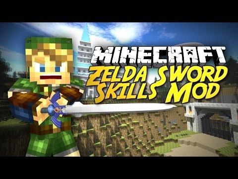 Zelda Sword Skills [1.8.9] [1.8] [1.7.10]