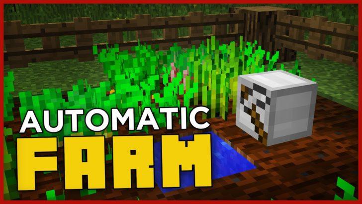 Автоматическая ферма [1.11.2]