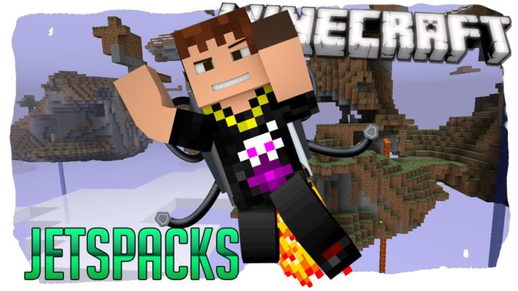 Simply Jetpacks 2 [1.10.2] (джетпак)