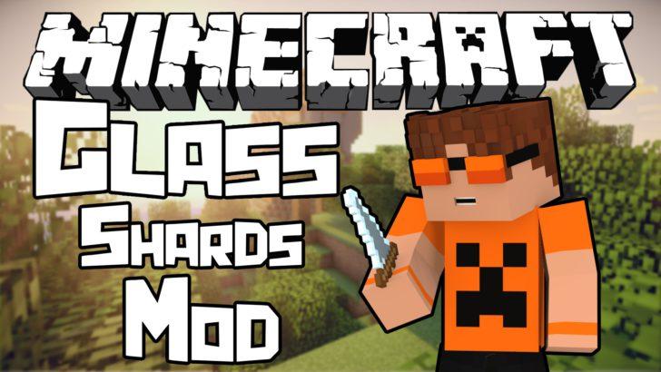 Glass Shards [1.11.2] [1.10.2] [1.8.9] [1.7.10] (стеклянный меч)