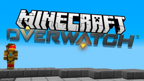 Minewatch - оружие и броня из Overwatch [1.12.2] [1.11.2] [1.10.2]