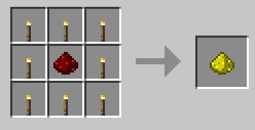 Mo' Glowstone [1.11.2] [1.10.2] [1.7.10] (цветной светокамень)