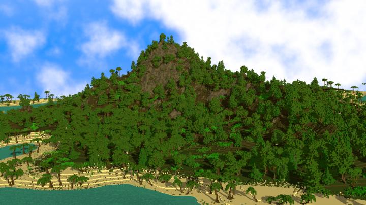 Тропический остров [1.11.2]