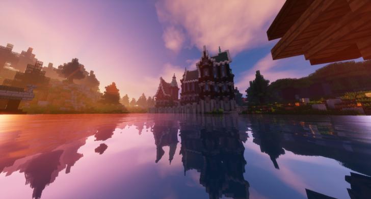 Castle on the montain [1.11.2] (Замок на горе)