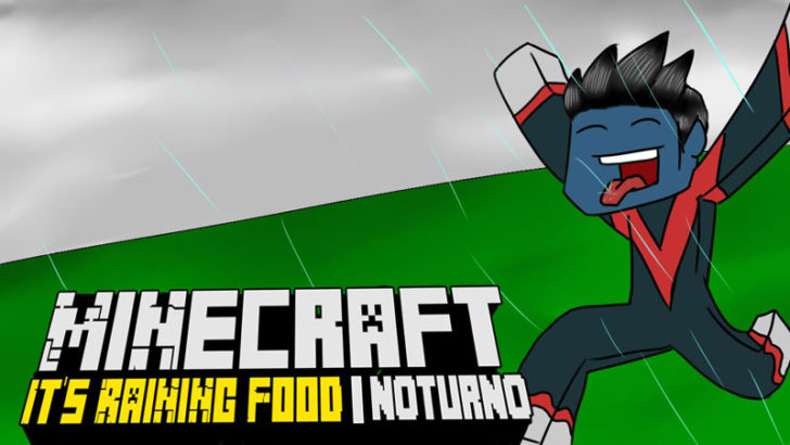 It's Raining Food! [1.10.2] [1.7.10]