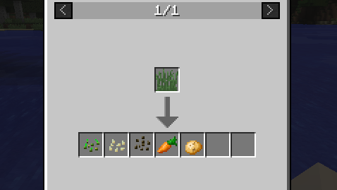 Block Drops [1.11.2] [1.10.2] [1.9.4] [1.8.9]