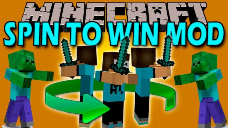Spin To Win [1.12] [1.11.2] [1.10.2]