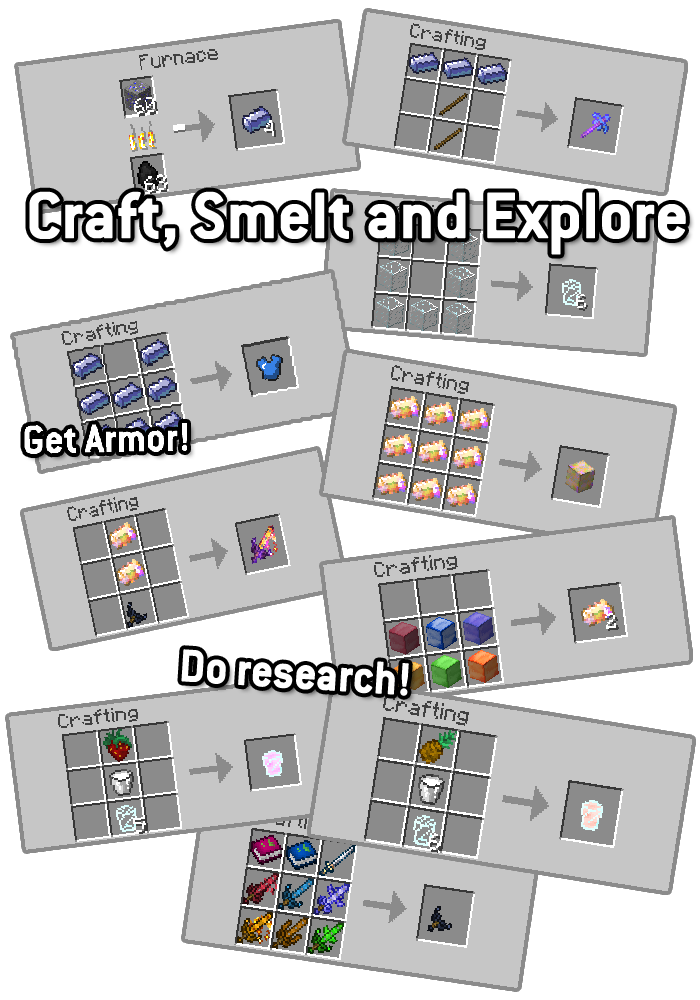 Crafterslife [1.10.2]