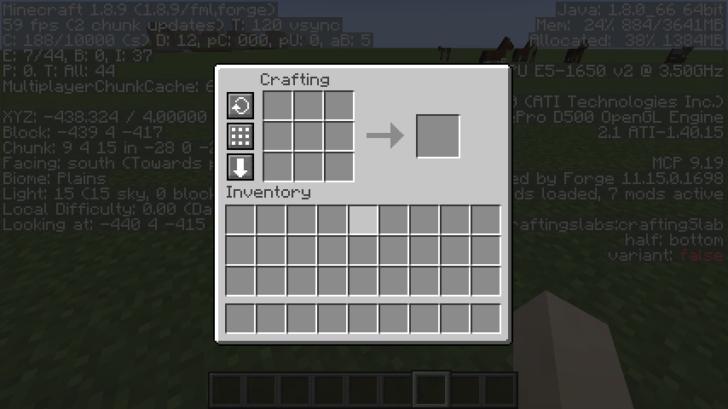 Crafting Slabs [1.11.2] [1.10.2] [1.8.9] [1.7.10]