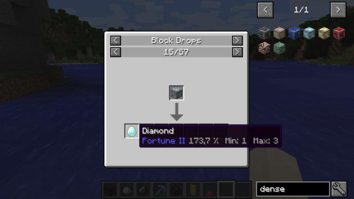 Block Drops [1.14.4] [1.12.2] [1.11.2] [1.10.2] (что выпадет из блока?)