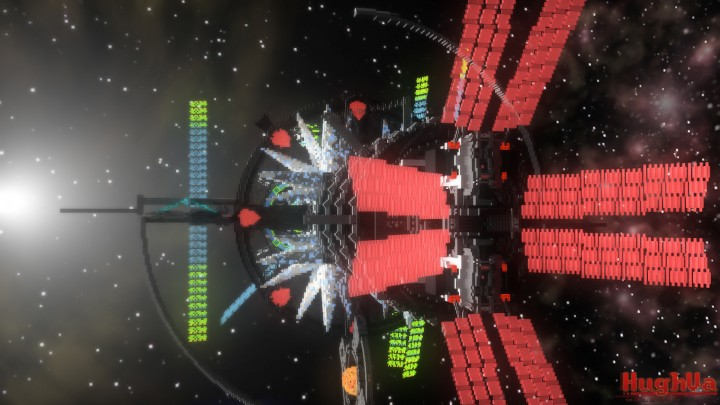 Space Station II [1.12.2] [1.11.2]