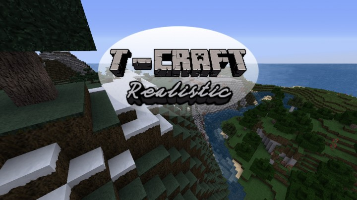 T-Craft Realistic [1.12.2] [1.11.2] (64x)