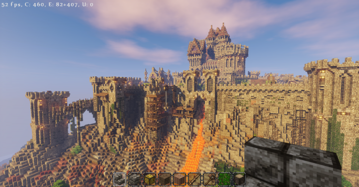Castle Rothelm [1.12.2] [1.11.2]