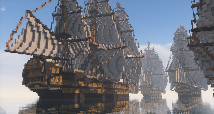 Корабли британского флота [1.12.2] [1.11.2]