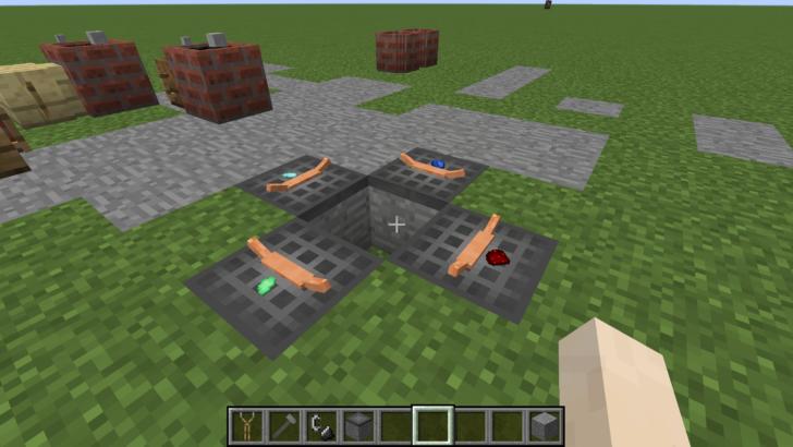 Kitsu's ForgeCraft - реалистичная ковка [1.12.2] [1.11.2] [1.10.2] [1.7.10]