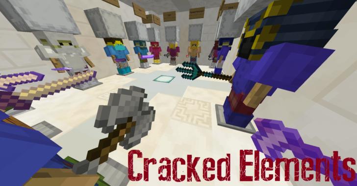 Cracked Elements [1.12.2]
