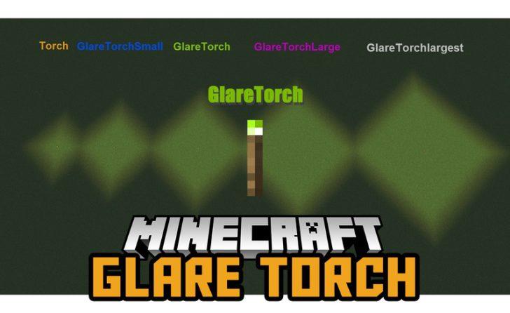 Glare Torch [1.12] [1.11.2] [1.10.2] [1.7.10]