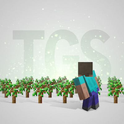 Tree Growing Simulator [1.14.4] [1.12.2] [1.11.2] [1.7.10] (танцуй для быстрого роста деревьев)