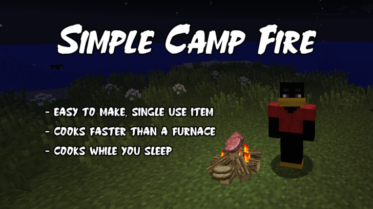 Simple Camp Fire [1.12] [1.11.2]