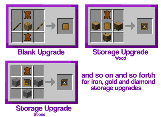 Improved Backpacks [1.12] [1.11.2] [1.10.2]