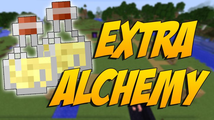 Extra Alchemy - еще больше зелий [1.12.2] [1.11.2] [1.10.2]