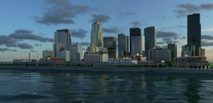Downtown Seattle [1.12.2] [1.11.2]