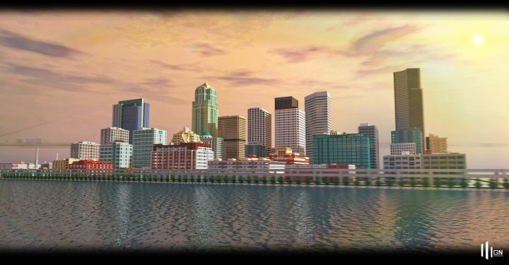 Downtown Seattle [1.12.2] [1.11.2]